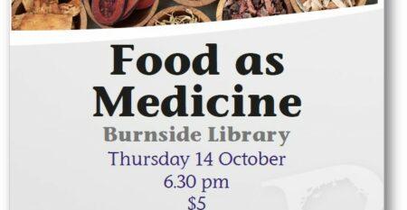 Food as Medicine Event